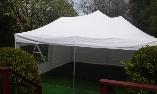 6m x 6m Marquee With Dance Floor