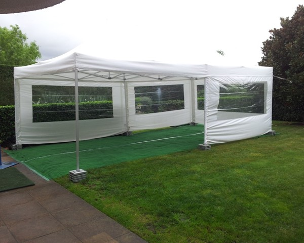8m x 4m Marquee