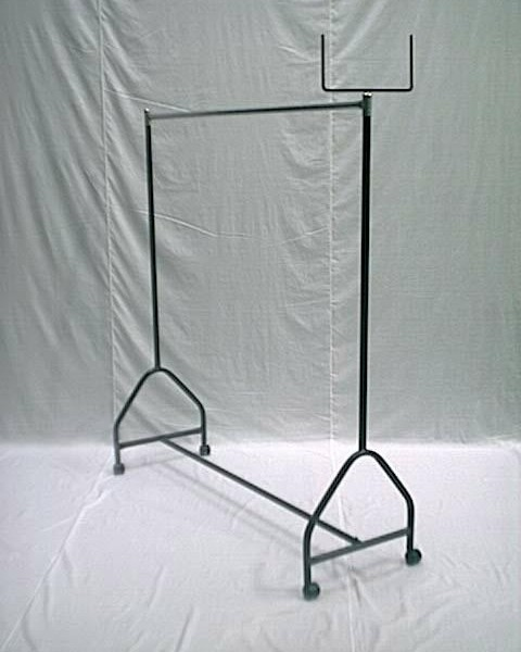 Clothing Racks On Lockable Castors