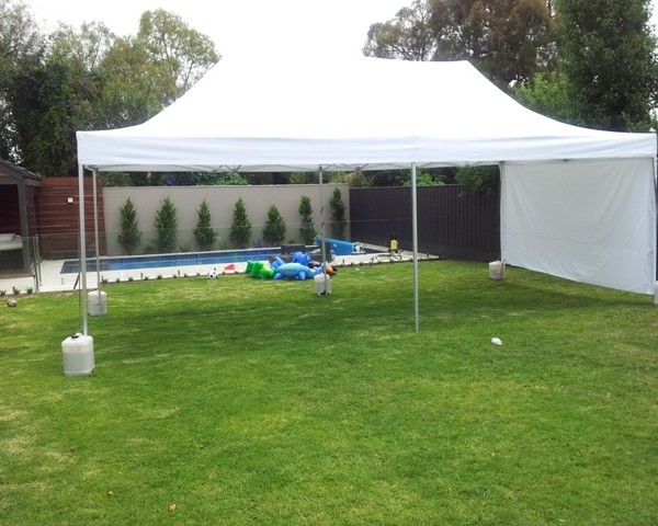 Marquee Shelter 4m x 8m
